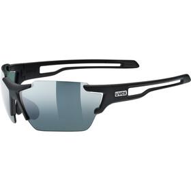 UVEX Sportstyle 803 Colorvision Sportsbriller, black mat/urban